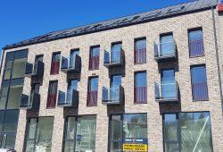 Balkonų turėklai, tvorelės (1)