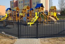 Vaikų žaidimų aikštelės aptvėrimas (1)